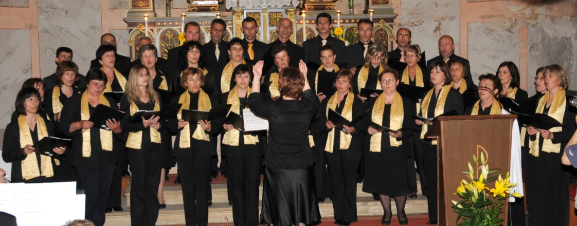 """Mješoviti crkveni zbor """"sv.Cecilija"""""""