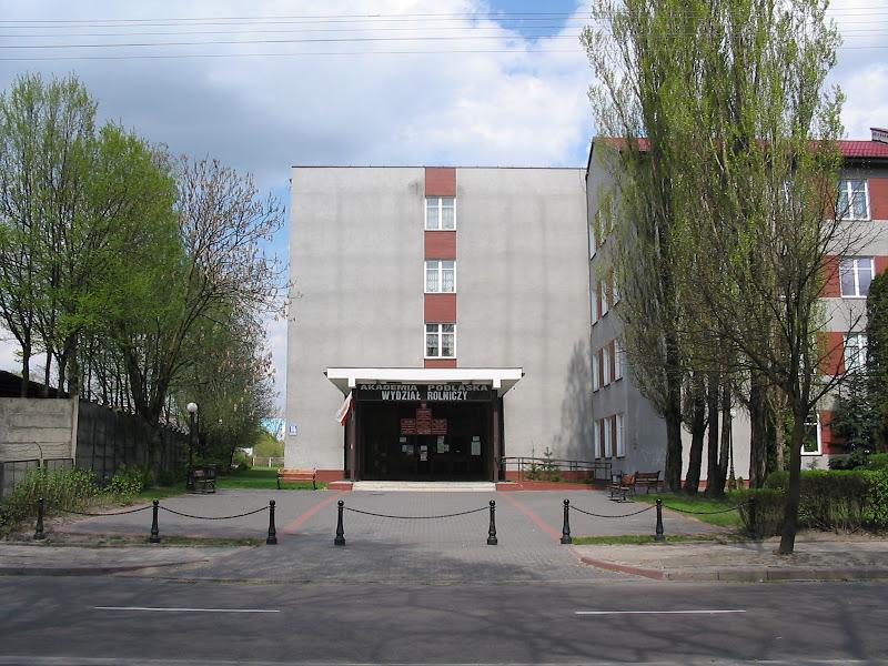 Wydział Rolniczy Akademii Podlaskiej