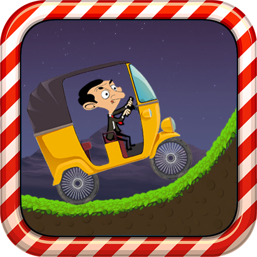 Bean rickshaw Hill Climb mmx (game)