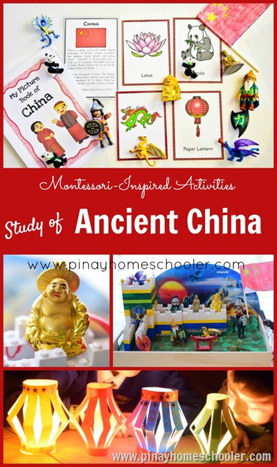 Study of Ancient China
