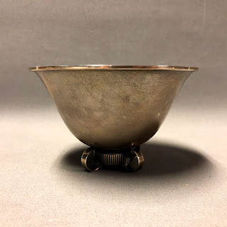 Reed & Barton Sterling Silver Footed Bowl