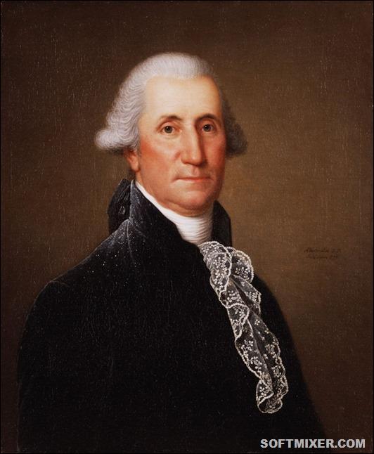 Adolph_Ulrich_Wertmuller_George_Washington__Americans_Adults_Men_Males_man_Washington_George_b