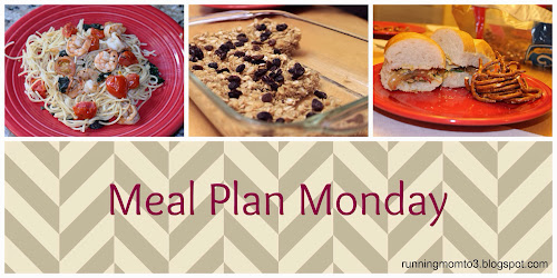 Monday Meal Plan: February 3-9