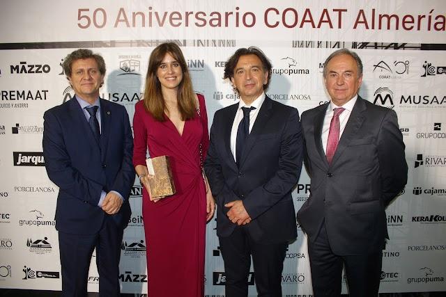Jesús Lara, Isabel Jiménez, Alfredo Sanz Corma; y José Miguel de la Torre.