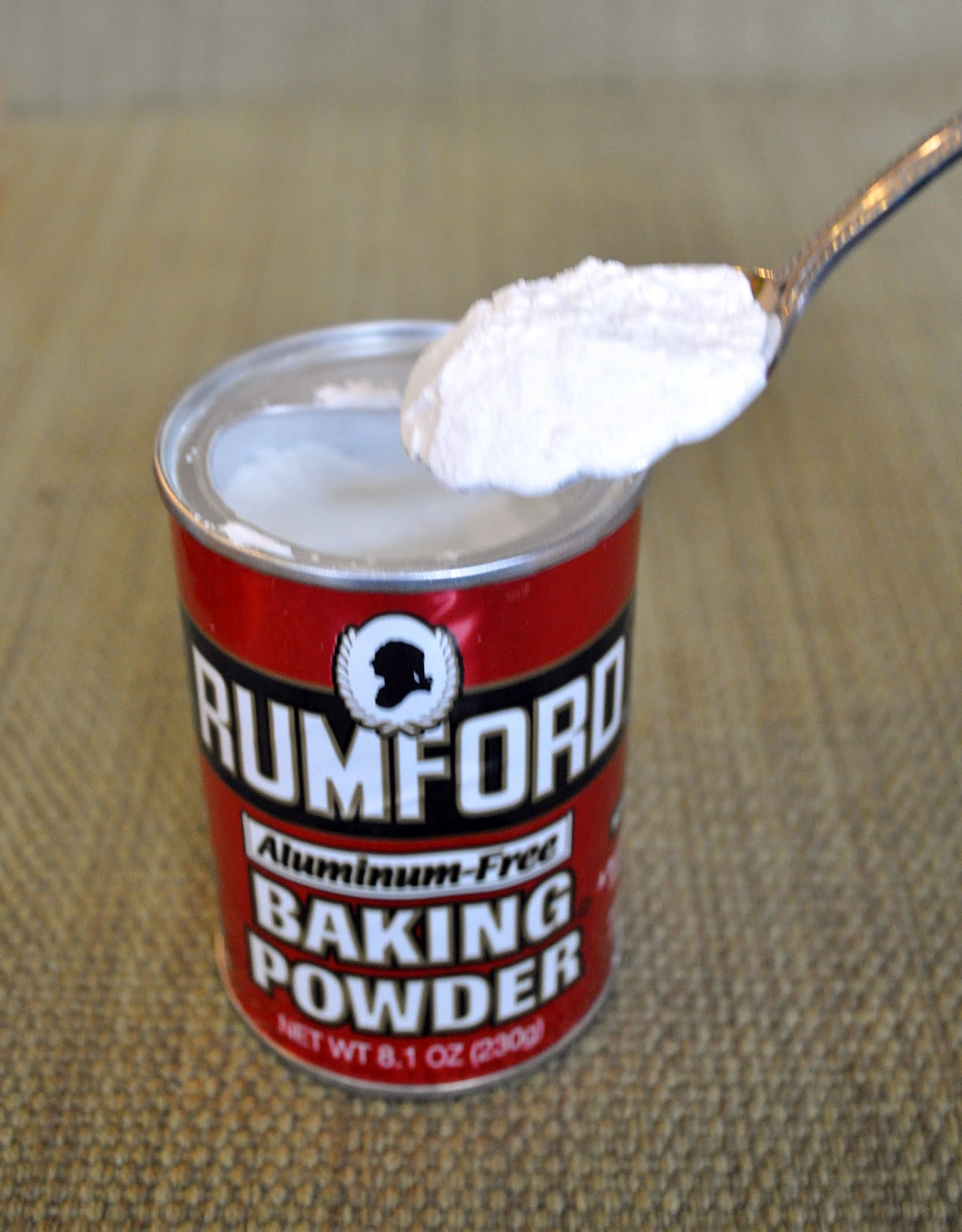 Our Sweet Lemons Is Your Baking Powder Aluminum Free