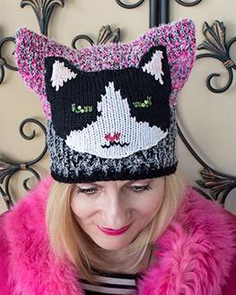prettycripple-pussyhat-cat