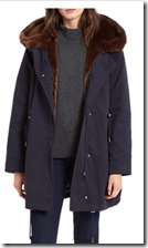 Jaeger Parka with Detachable Lining