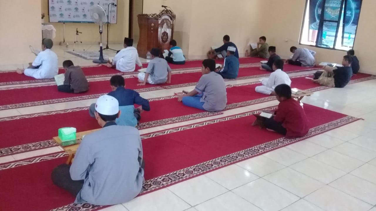 Metode Tepat Menghafal Al-Quran di  Mesjid At-Tarbiyah Bone