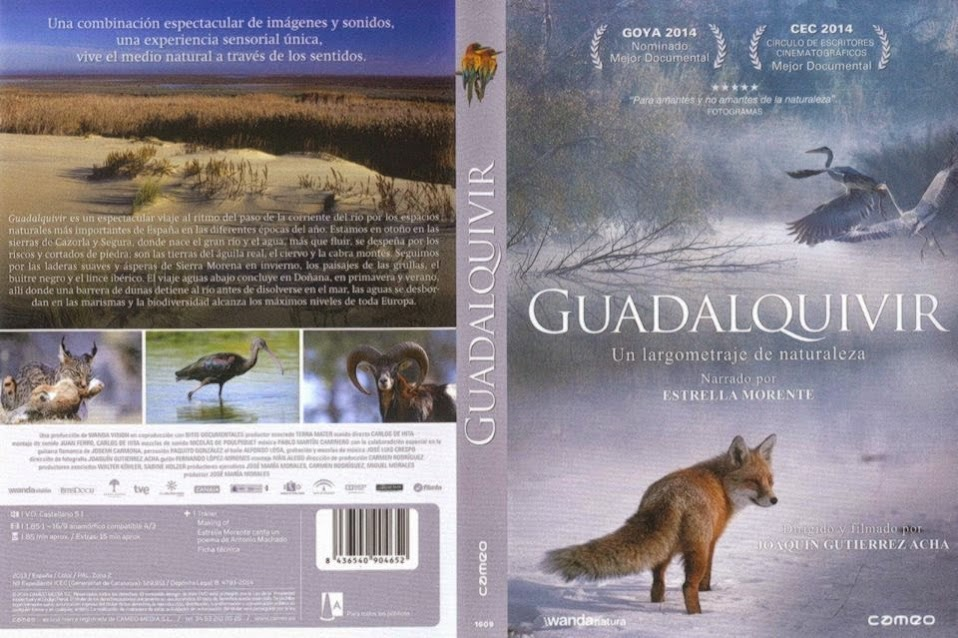 Portada documental Guadalquivir
