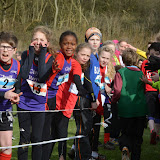 Nell Bank U11Relay 2014