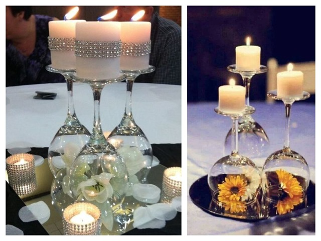 candle centerpiece decoration ideas