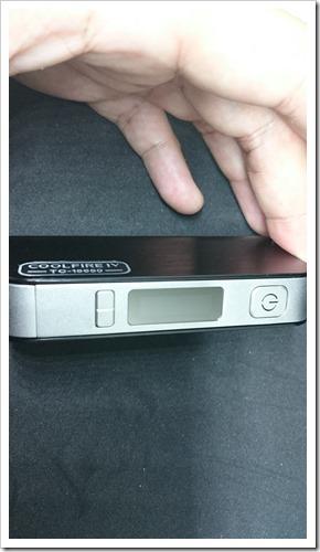 DSC 2439 thumb%25255B3%25255D - 【MOD】Innokin CoolFire IV TC-18650&iSUB Vクリアロマイザーレビュー!【同社初18650MODキット】
