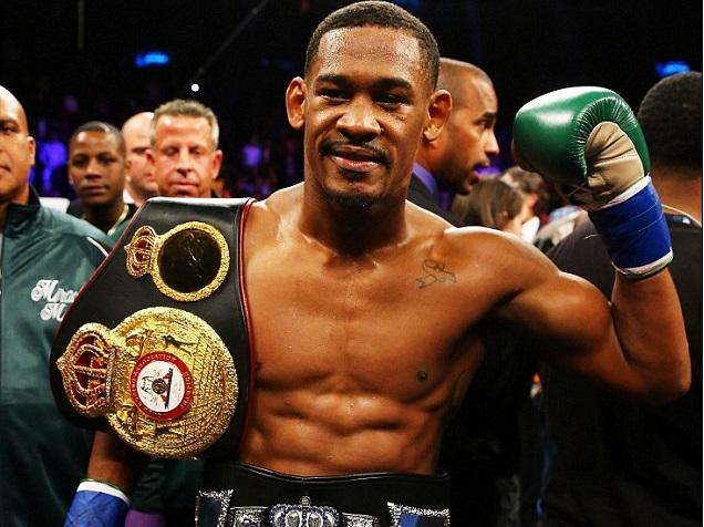 danny jacobs boxer