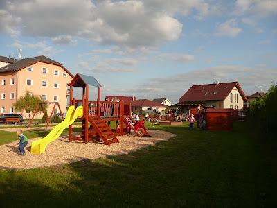 Dětské hřiště Nad Hejtmanem