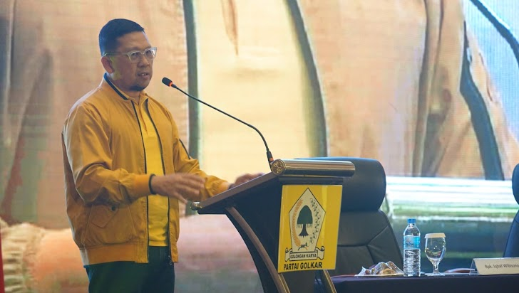 Di Yogya, Waketum dan Sekjen Golkar Gembleng Kader Siapkan 2024