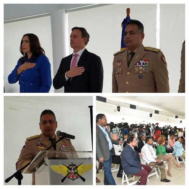 MINISTERIO DE DEFENSA ANUNCIA AMPLIO PROGRAMA EDUCATIVO CONTRA LA VIOLENCIA DE GÉNERO EN LAS FF.AA
