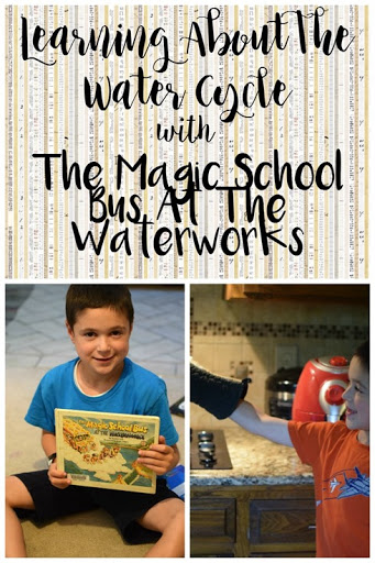 The Magic School Bus At The Waterworks–Learning About The Water Cycle