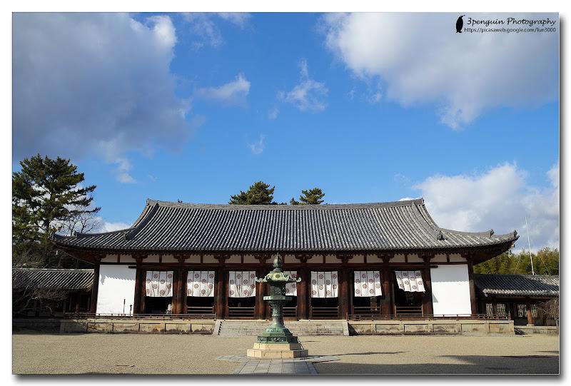 奈良 法隆寺 [K5]