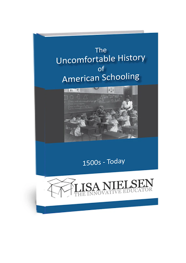Book cover: The Uncomfortable History of Schooling in America
