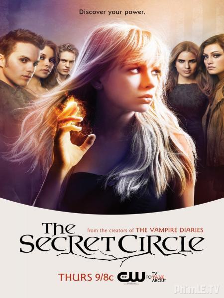Phim Hội Phù Thủy Phần 1 - Secret Circle Season 1 - VietSub