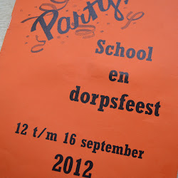 School- en dorpsfeest september 2012