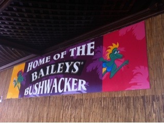 Bushwhackers at height