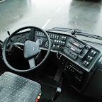 Het dashboard van de Bova Futura van Connexxion Tours bus 170