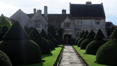 Lytes Cary Manor Front