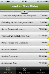 London Bike Rides