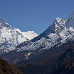 Nepal, Himalaya: Khumjung