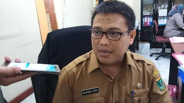 Foto: Kepala Dinas Penanaman Modal dan Pelayanan Terpadu Satu Pintu (DPMPTSP) Sumbar Maswar Dedi.