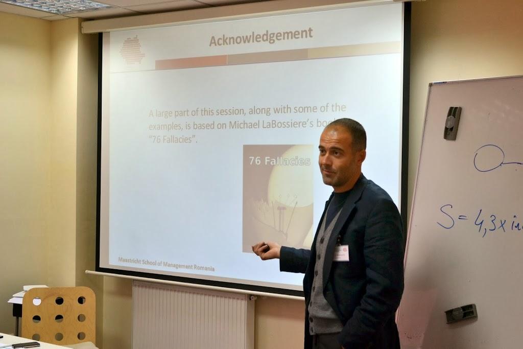 Critical Thinking, Master Class with Radu Atanasiu 088
