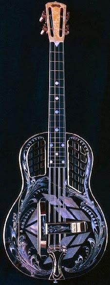 Greg beetone guitars australian tricone tenor ukulele