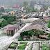 عاصفة قوية تخلّف أضرارًا كبيرة في النمسا العليا