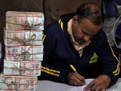 भगवान से धोखा!नोटबंदी के बाद वैष्णो देवी पर चढ़े 2.3 करोड़ के पुराने नोट