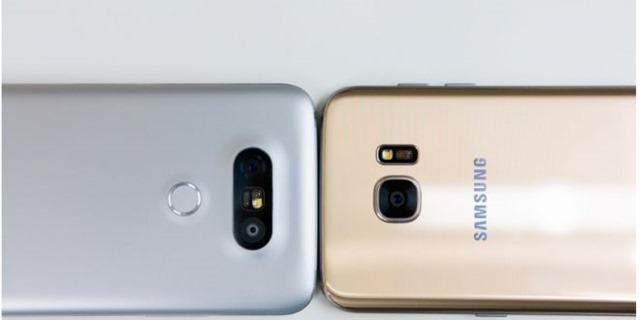 مقارنة بين الهاتفين الأكثر ترقباً LG G6 وجالكسي اس8