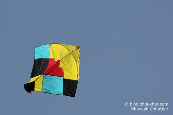 Kites ready for Makar Sankrant