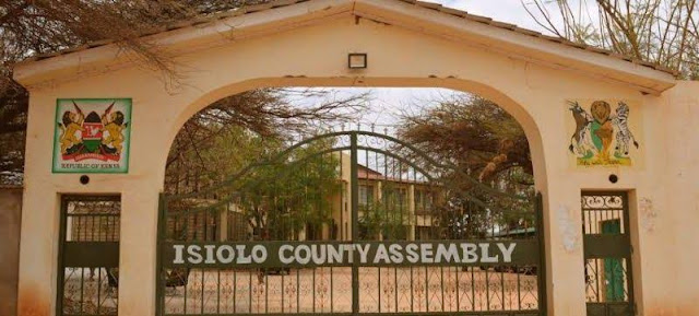 Isiolo county assembly photo
