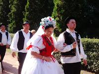 A mennyasszony és a vőlegény a Palóc Lakodalomban.jpg