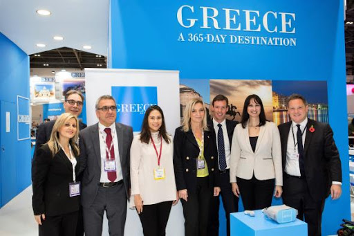 Ρεκόρ Βρετανών τουριστών στην Ελλάδα