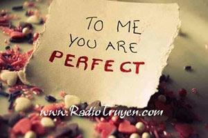 Chọn người hoàn hảo để yêu