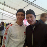 Mueggelsee-Halbmarathon 21.10.2007