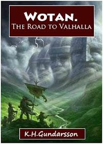 Cover of Kveldulfr Hagan Gundarsson's Book Wotan The Road to Valhalla