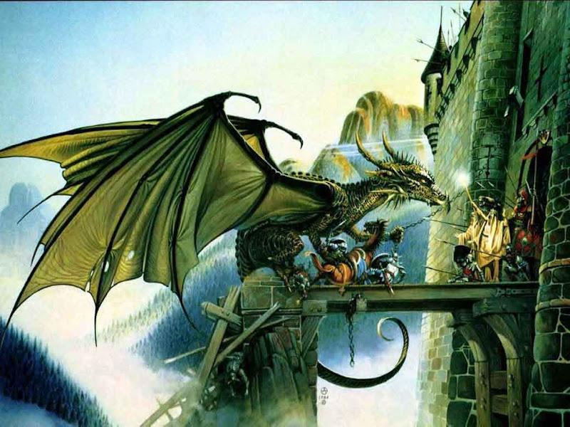 Dear Companion For You, Dragons 3