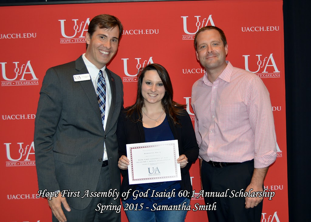 Scholarship Awards Ceremony Spring 2015 - Samantha%2BSmith.jpg