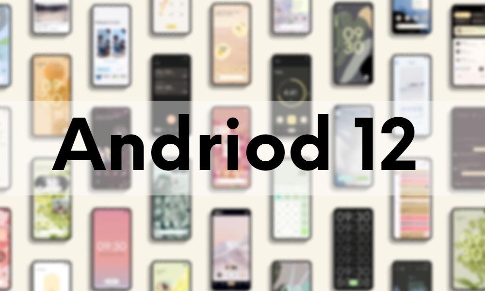 Google launches Android 12 along side Pixel 6