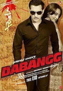 Dabangg - Siêu cảnh sát
