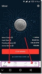 How to mine Electroneum on mobile phone2