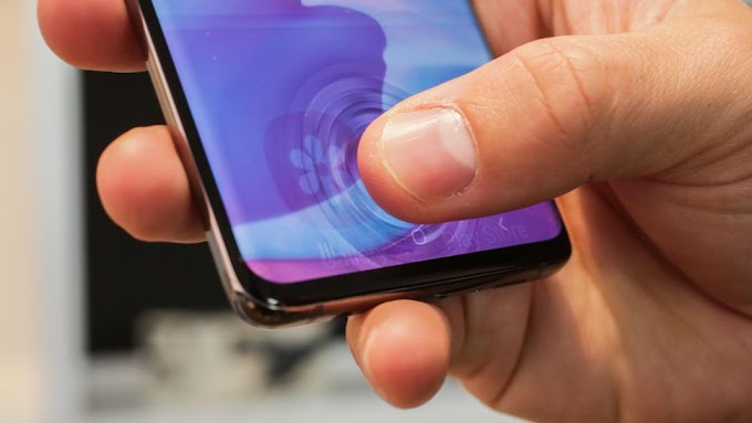 Samsung's Newest Phones Read Your Fingerprints With Ultrasonic Sound Waves