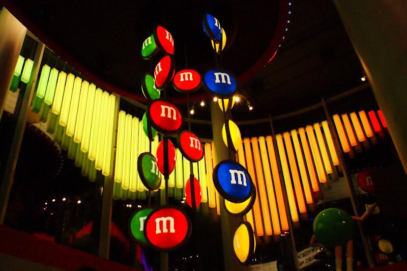 Londres, M&M